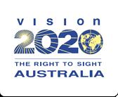 Vision 2020 Australia Logo