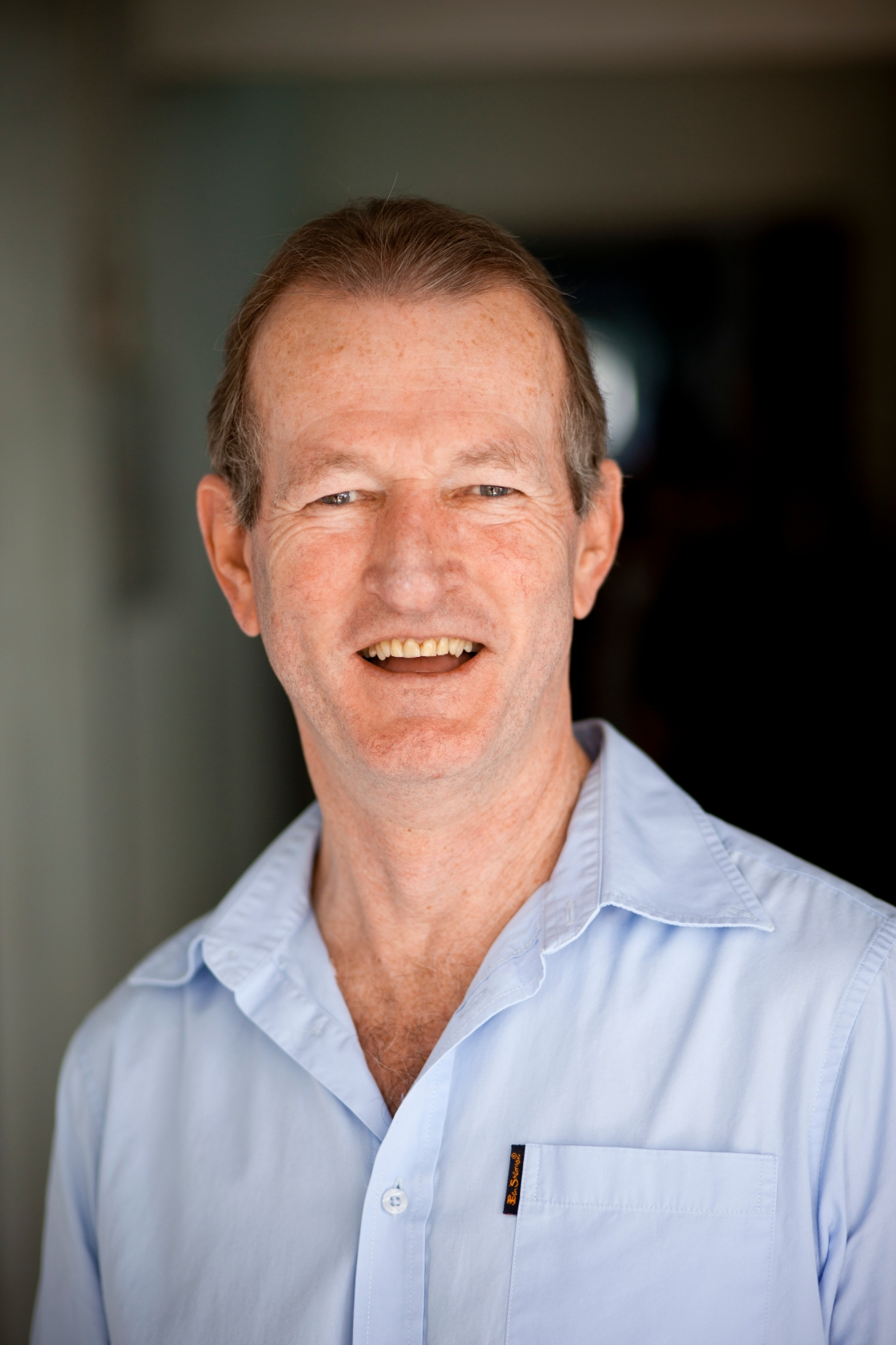Q&A with Brian Doolan (CEO, The Fred Hollows Foundation)
