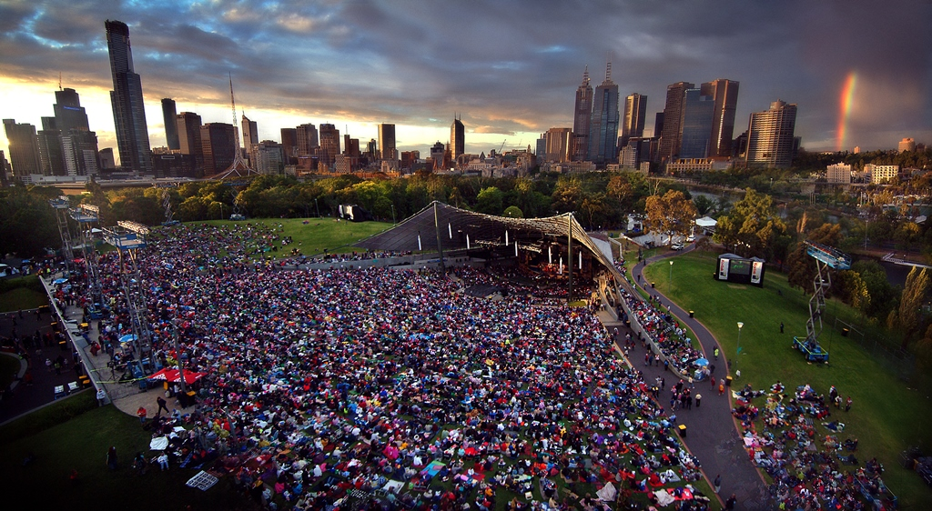 Vision Australia's Carols by Candlelight in 79th year