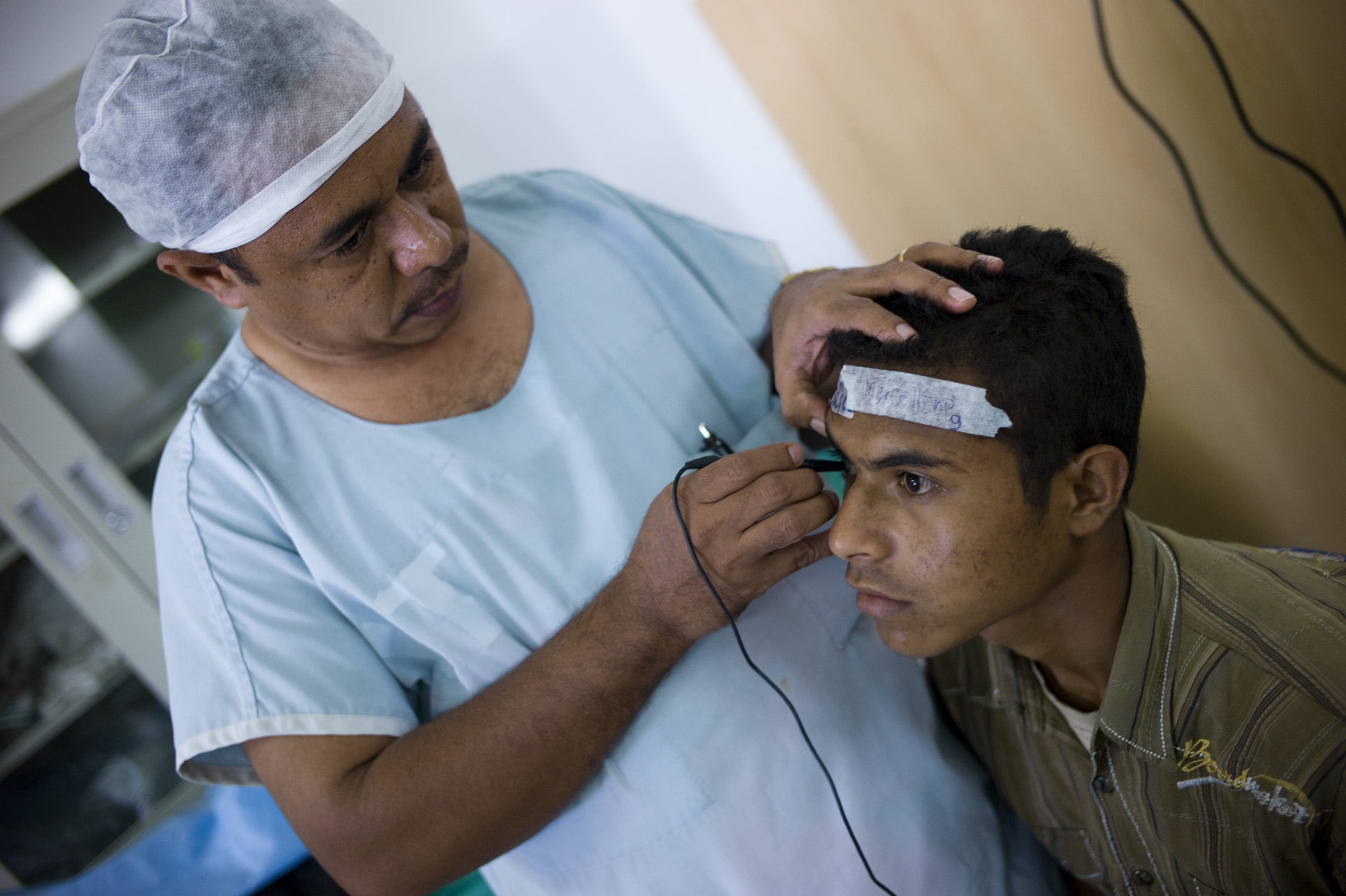What's happening in foreign aid? A brief overview and analysis for the eye health sector