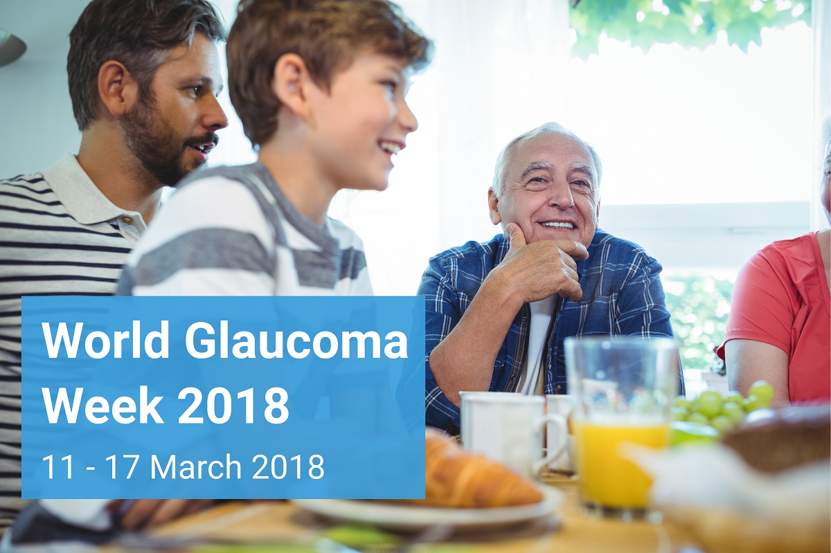 Are you one of the 150,000 Australians who are slowly but irreversibly losing their eyesight to glaucoma?