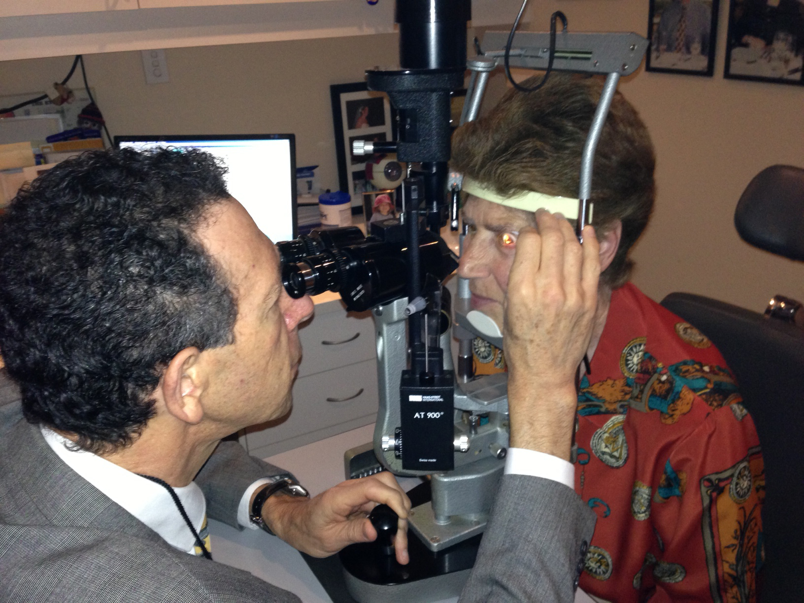 Glaucoma, the 'thief of sight' – World Glaucoma Week 2013