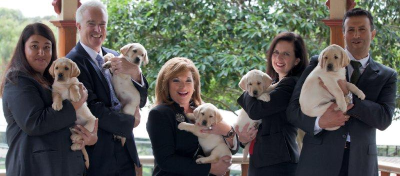 Interview with Karen Hayes Chief Executive Officer, Guide Dogs Victoria